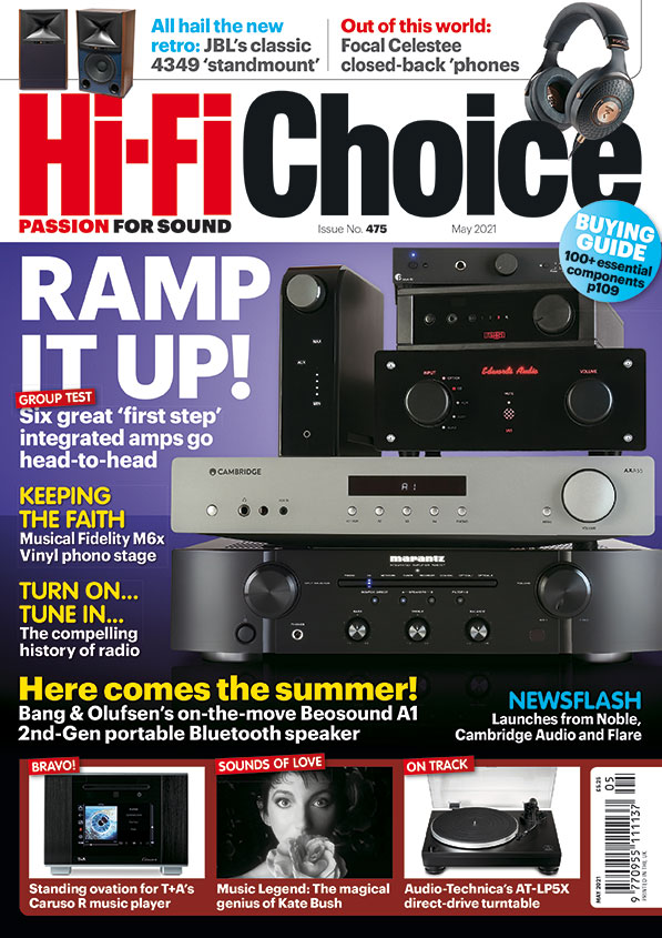May issue now on sale