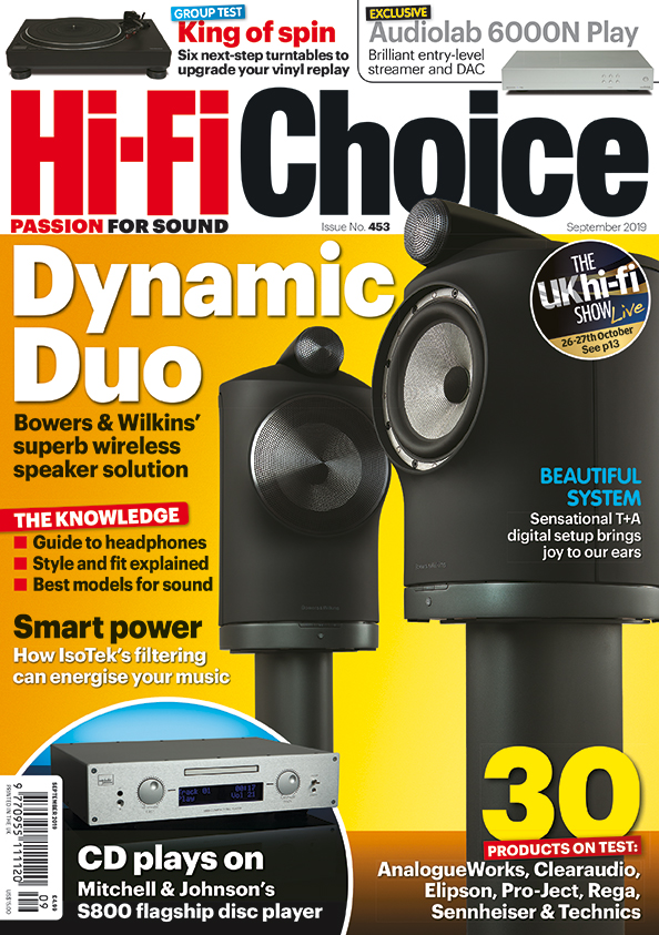 September issue on sale now