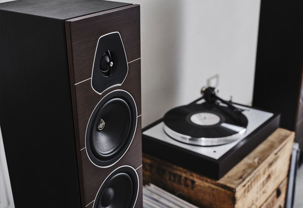 Sonus faber launches Lumina range