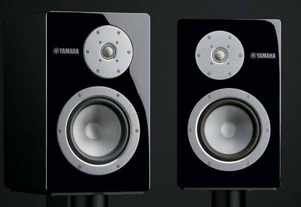 Yamaha's new A-S Series integrateds and NS-3000 standmount