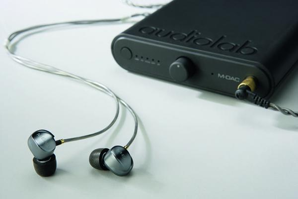 Audiolab unleashes M-EAR 2D and M-EAR 4D in-ears | Hi-Fi Choice