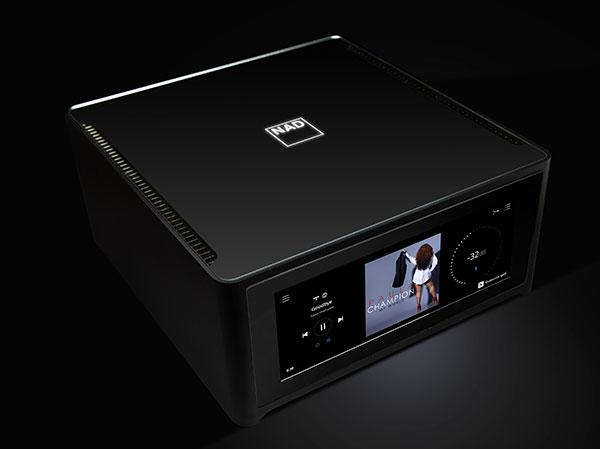 nad adds masters m10 streaming amp hi fi choice. Black Bedroom Furniture Sets. Home Design Ideas