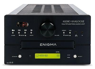 Audio Analogue Enigma - £1,295   Hi-Fi Choice