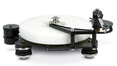 Townshend Audio Rock 7 £3,300 | Hi Fi Choice