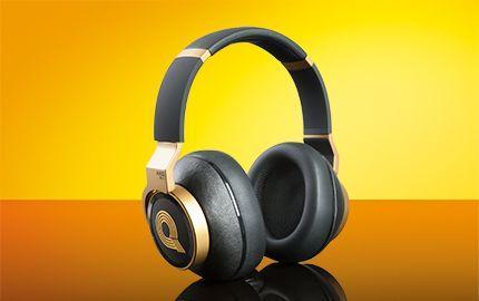 5791d1c0e71 AKG N90Q noise-cancelling headphones | Hi-Fi Choice
