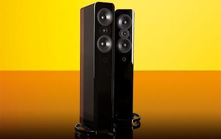 Q Acoustics Concept 500 floorstanding speakers | Hi-Fi Choice