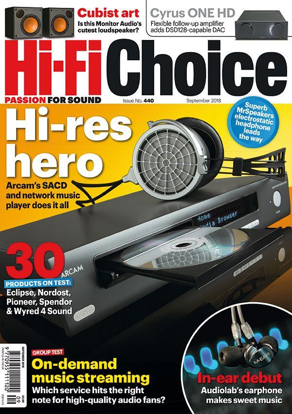 September issue on sale now! | Hi-Fi Choice
