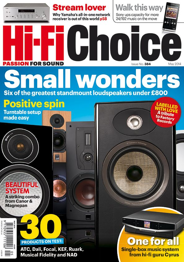 Group Test standmount speakers | Hi-Fi Choice
