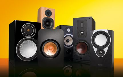 Group Test standmount speakers - News