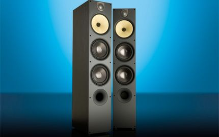 b w 683 s2 floorstanding speakers news. Black Bedroom Furniture Sets. Home Design Ideas