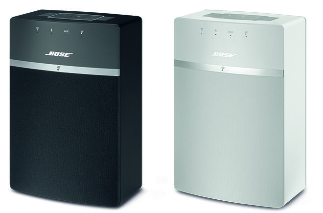 bose launches new soundtouch 10 speakers news. Black Bedroom Furniture Sets. Home Design Ideas