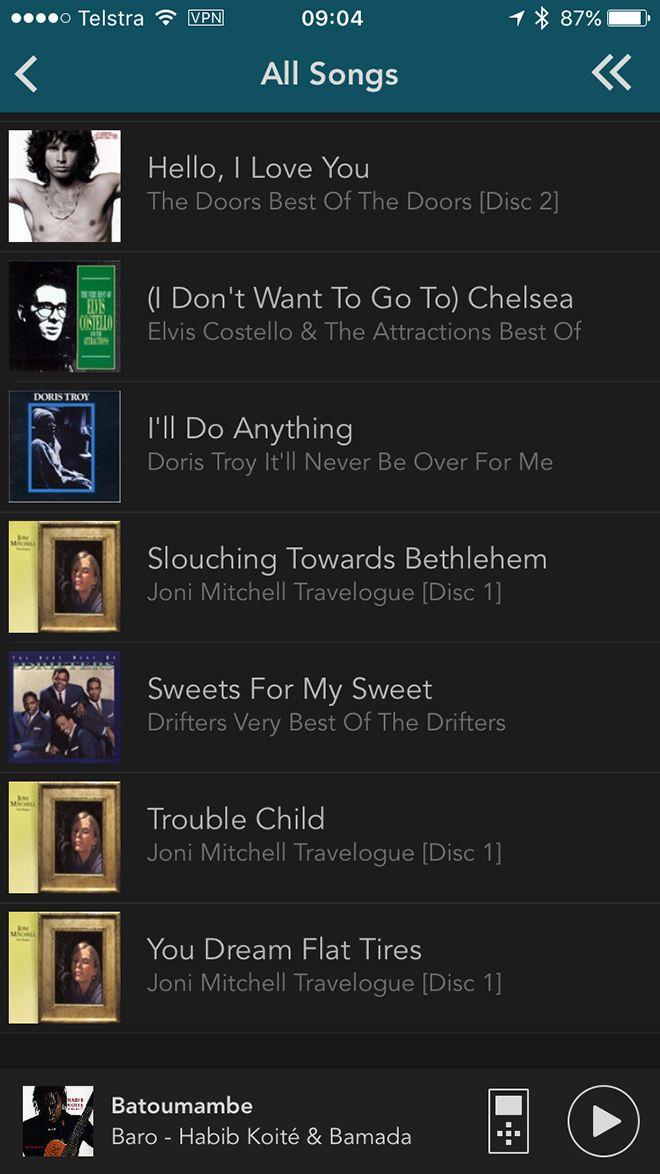 MusicLife app updated - News