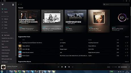 HiFi CHOICE - Group Test: Music streaming services | Audio Reference Co